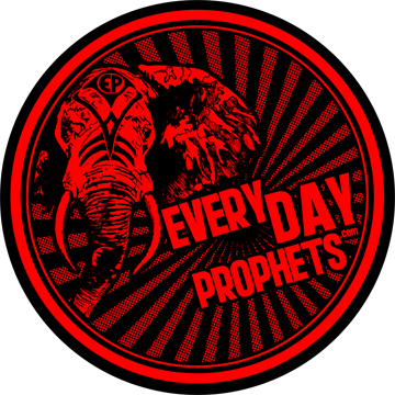 everyday prophets sticker