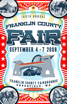 Franklin County Fair Poster