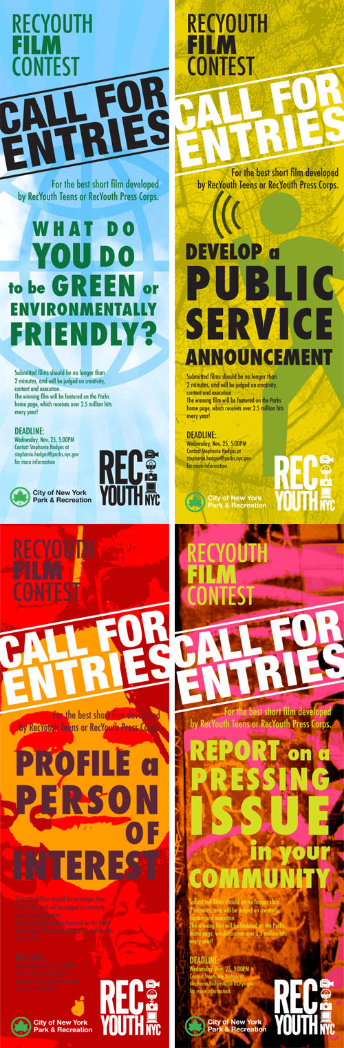 NYC RecYouth Video Contest